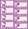 Picture of Hello Kitty Book Labels 16 Per Pack
