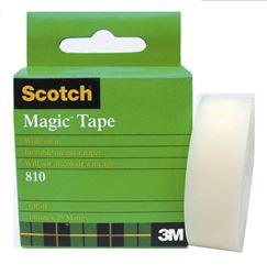 Picture of 3M Scotch Magic Tape 18mm x 25m