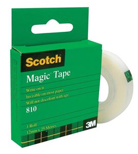 Picture of 3M Scotch Magic Tape 12mm x 25m