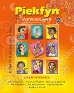 Picture of Piekfyn Afrikaans First Additional Language Graad 7 - Leerderboek