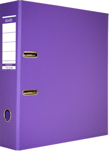 Picture of Bantex Lever Arch File 70mm PP Purple