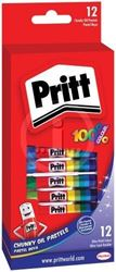 Picture of Pritt Oil Pastels 12's