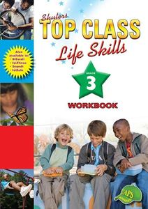 Picture of Top Class Life Skills Grade 3
