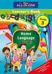 Picture of New All-in-One Gr 3 Home Language Learner's Book