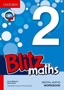 Picture of Blitz Mental Maths Grade 2 Learner's Book