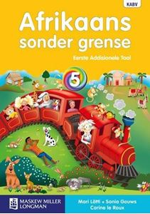 Picture of Afrikaans sonder grense Eertste Addisionele Taal Graad 5 Leerderboek