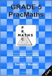 Picture of PracMaths Grade 5