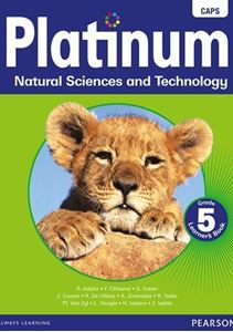 Picture of Platinum Natural Sciences and Technology Grade 5 Learner's Book