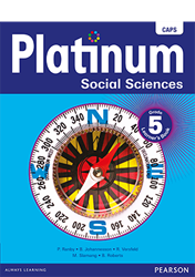 Picture of Platinum Social Sciences Grade 5 Learner's Book