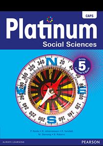 Picture of Platinum Social Sciences Grade 5 Learner's Book
