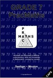 Picture of PracMath Grade 7