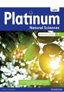 Picture of Platinum Natural Sciences Grade 7 Learner's Book