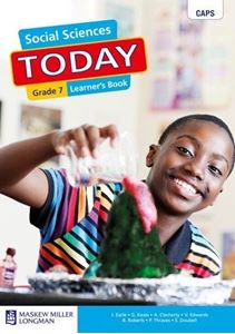 Picture of Social Sciences Today Grade 7 Learner's Book