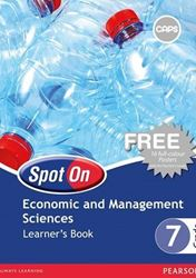 Picture of Spot On Economic and Management Sciences Grade 7 Learner's Book