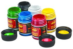 Picture of Dala Craft Paint 6 x 50ml Standard Colours