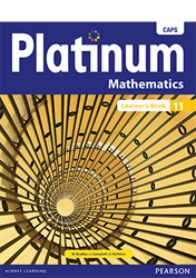 Picture of Platinum Mathematics Grade 11 Learner's Book