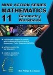 Picture of Mind Action Series Mathematics Geometry Workbook Grade 11