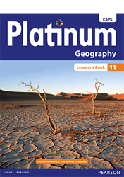 Picture of Platinum Geography Grade 11 Learner's Book