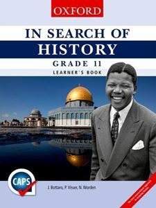 Picture of In Search of History Grade 11 Learner's Book