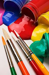 Picture for category Paint and Brushes
