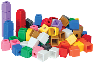 Picture of Counting Cubes pack of 100