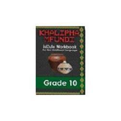 Picture of Khalipha Mfundi Wokbook Grade 10