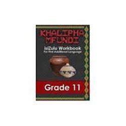 Picture of Khalipha Mfundi Workbook Grade 11
