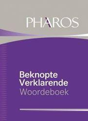 Picture of Pharos Beknopte verklarende woordeboek