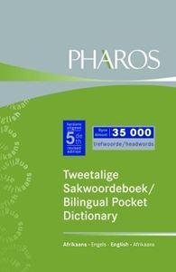 Picture of Nuwe Tweetalige Sakwoordeboek / New Bilingual Pocket Dictionary