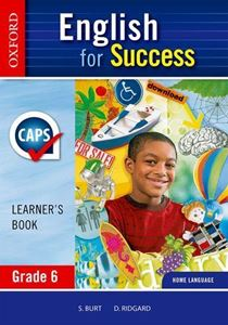 Picture of English for Success Grade 6 Learner's Book