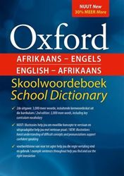 Picture of Oxford English Afrikaans Dictionary 2E