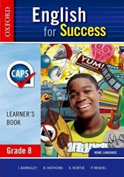 Picture of English for Success Grade 8 Learner Book
