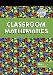 Picture of Classroom Mathematics Grade 8 Learner Book