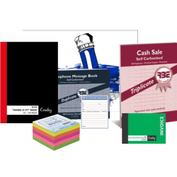 Picture for category Books, Pads and Carbon