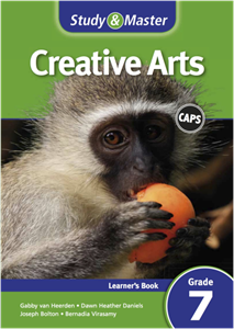 Picture of Study and Master Creative Arts Learner's Book Grade 7