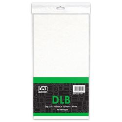 Picture of DLB Seal Envelope White 25's