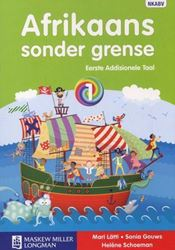 Picture of Afrikaans Sonder Grense Eerste Addisionele Taal Graad 1 Leerderboek