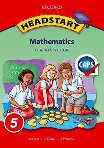 Picture of Oxford Headstart Mathematics Grade 5 LB
