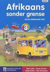 Picture of Afrikaans Sonder Grense Eerste Addisionele Taal Graad 3 Leerderboek