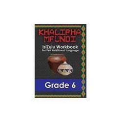 Picture of Khalipha Mfundi isiZulu Workbook Grade 6