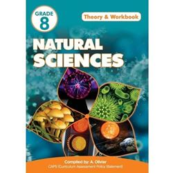 Picture of Amaniyah Natural Sciences Grade 8 Theory/Workbook