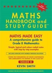 Picture of Maths Handbook and Study Guide - Grade 8