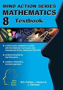 Picture of Mind Action Series Mathematics Grade 8