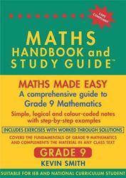 Picture of Maths Handbook & Study Guide Grade 9
