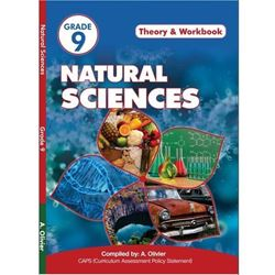 Picture of Amaniyah Natural Sciences Grade 9 (Theory and Workbook)