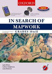 Picture of Oxford In Search of Mapwork Grades 10-12