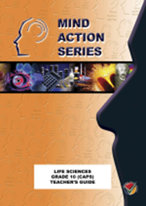 Picture of Mind Action Series Life Sciences Textbook/Workbook GR 10 - 2015 IEB