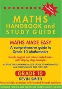 Picture of Maths Handbook and Study Guide Grade 10