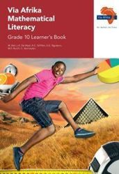 Picture of Via Afrika Mathematical Literacy Grade 10 Learner's Book