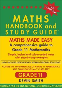 Picture of Maths Handbook and Study Guide Grade 11